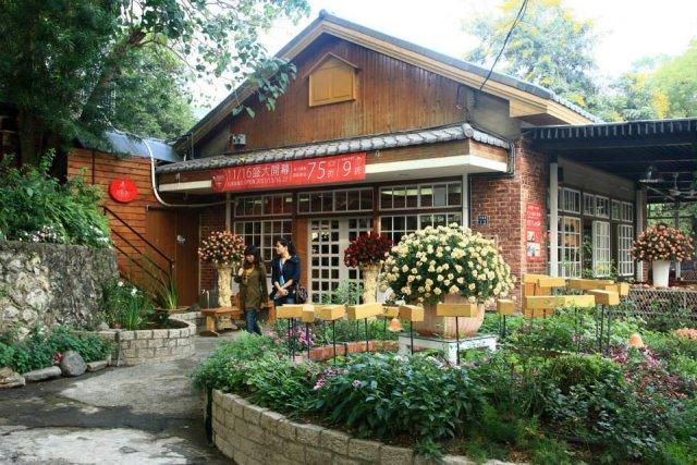 玫瑰盒子餐廳-阿里山夢幻玫瑰紅茶