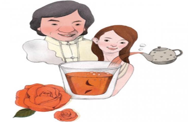 品阿里山夢幻玫瑰紅茶