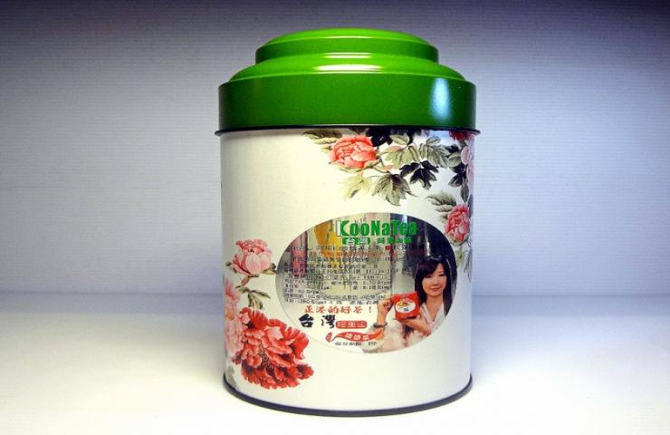 阿里山玫瑰美人茶