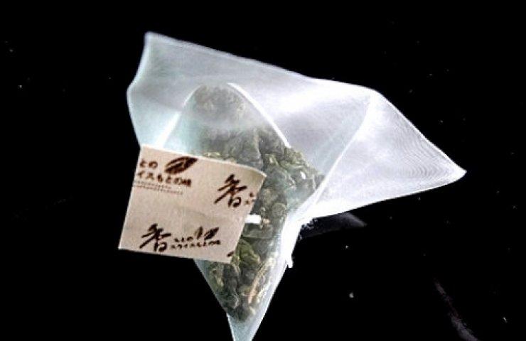 阿里山立體茶包泡法