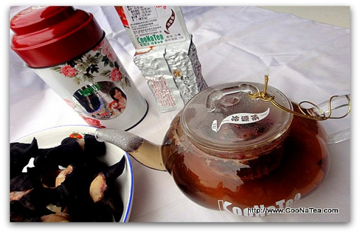 CooNaTea 阿里山美人茶-有菱有角