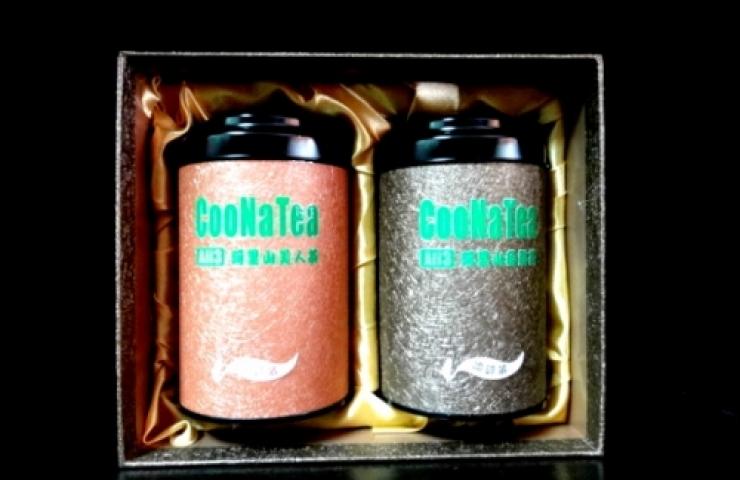CooNaTea 阿里山高山茶禮盒組