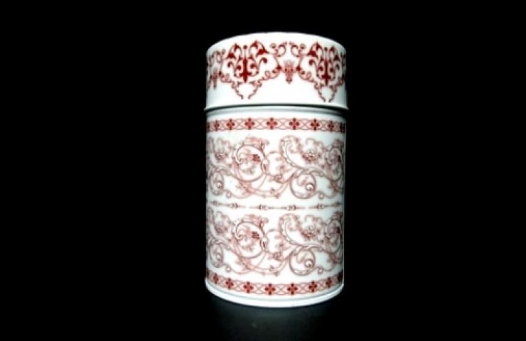CooNaTea 阿里山茶包裝-故宮之罐
