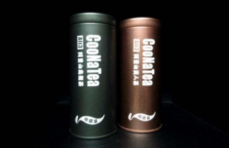 CooNaTea 阿里山茶包裝-頂石雙星