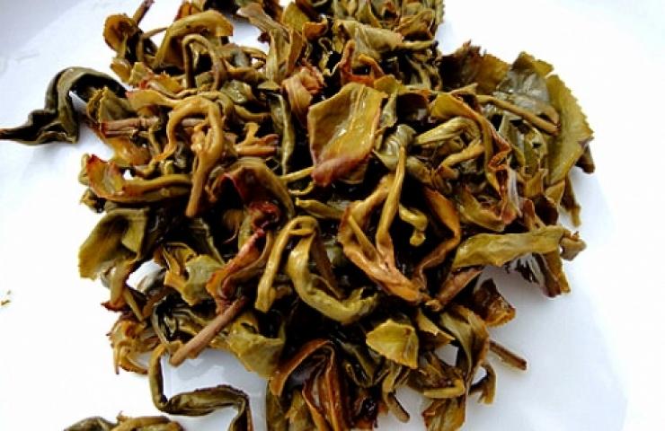 CooNaTea 阿里山茶蜜茶(CNT-2071小綠葉蟬大咬之葉底 )