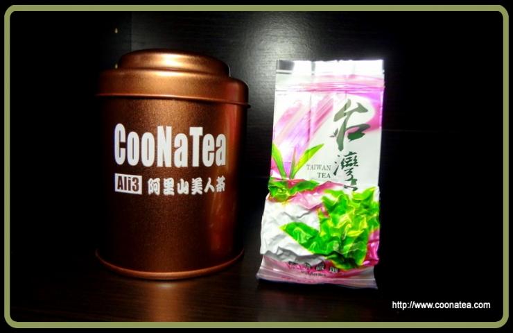 CooNaTea 冬片美人-金龍之露
