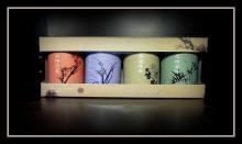 CooNaTea 阿里山茶旅行組-四君宴